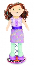 Groovy Doll Stand