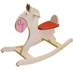 Rocking horse klassiek - Scratch