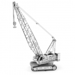 Crawler Crane - Metal Earth