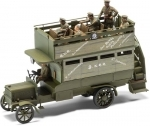 Ole Bill type bus - Airfix
