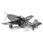 P51 - Mustang - Metal Earth