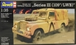 British 4x4 Off-Road - Revell