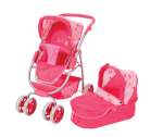 Buggy / Poppenwagen Coco - Lief! Lifestyle