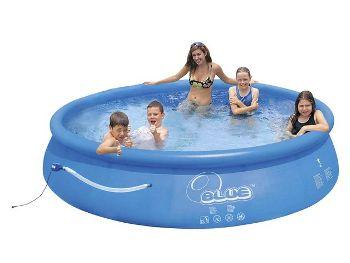 Groot rond zwembad de speedy pool 360cm kopen for Groot rond zwembad