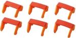 Haba knikkerbaan 6 klemmen - voordeelverpakking