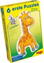 HABA – 6 eerste puzzels – De zoo