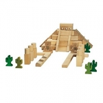 Maya tempel - Bouwblokken - Master Builder
