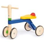 Loopfiets gekleurd - Jasper Toys