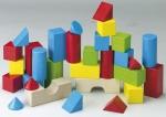 Haba - Gekleurde blokken - Uitbreidingsset