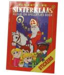 Super Sinterklaas kleur- en spelletjesboek