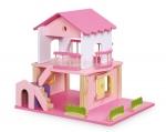 Poppenhuis Pink - Legler