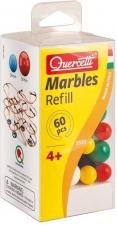 Quercetti - 60 knikkers (14 en 19 mm)