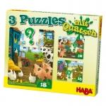 Boerderij puzzels