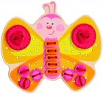 Haba - Rijgspel vlinder