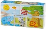 Haba - Blokpuzzel zoodieren