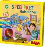 Haba - Speelpret huisdieren - 3 in 1