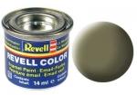Nummer 45 Revell verf licht-olijf mat