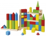 Haba - Gekleurde blokken Maxi - Uitbreidingsset