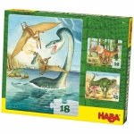 Dinosauriërs puzzels