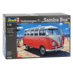 "Volkswagen T1 ""Samba bus"" - Revell"