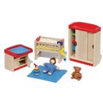 Moderne kinderkamer 12-delig - Goki