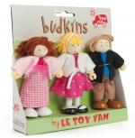 Budkins - Familie