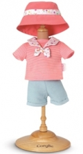 Corolle - Sunny days shorts set - 36 cm