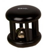 Baby rammelaar - Zwart - Brio