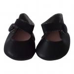 Zwarte schoentjes - 36cm -  Paola Reina