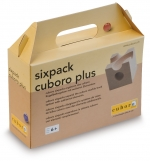 Sixpack Cuboro Plus