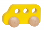 Hape - Gele schoolbus
