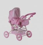 Götz - Poppenwandelwagen roze