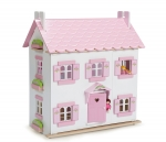 Houten poppenhuis Sofie - Le Toy van