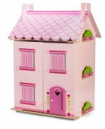 Houten Poppenhuis My first dreamhouse - Le Toy van