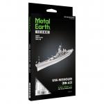 Metal Earth - USS Roosevelt Carier