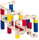 Knikkerbaan Fun-to-build tracks - Legler