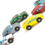Monte Carlo Sportauto set - Le toy van