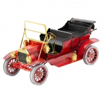 1908 Ford Model T rood - Metal Earth
