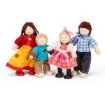 Poppenhuispoppen - Leuke familie - II