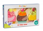 Houten cupcakes puzzel - Petilou