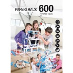 Knikkerbaan Papertrack 600