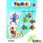 PlayMais boekje Cards