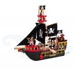 Piratenschip Barborossa - Le toy van