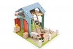 Blauwe boerderij - Le Toy Van