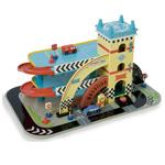 Mike's Auto Garage - Le toy van