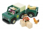 Boerderij voertuig - Le toy van