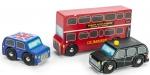 London voertuigen set - Le toy van