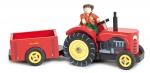 Bertie's tractor - Le toy van