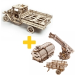 Voordeelpakket UGears - Trucker