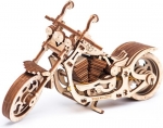 Cruiser motorfiets - Wooden.City